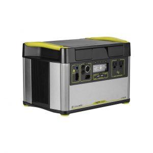 goal zero yeti 1500x portable power station product image